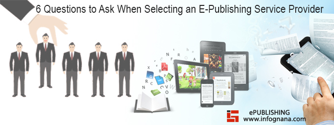 e-publishing services