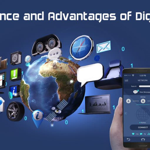 Significance and Advantages of Digitization