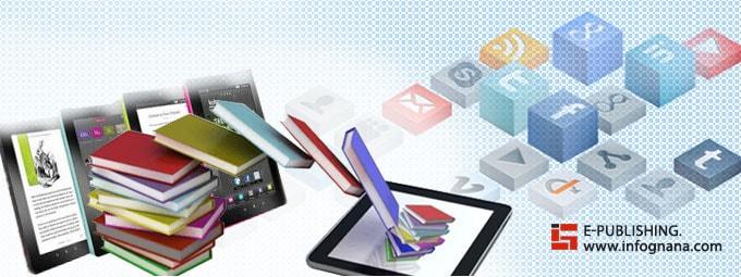 e-publishing companies