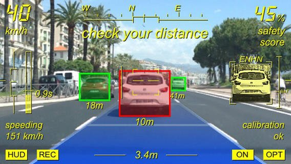 AR in GPS