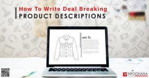 Product Description Creation Services