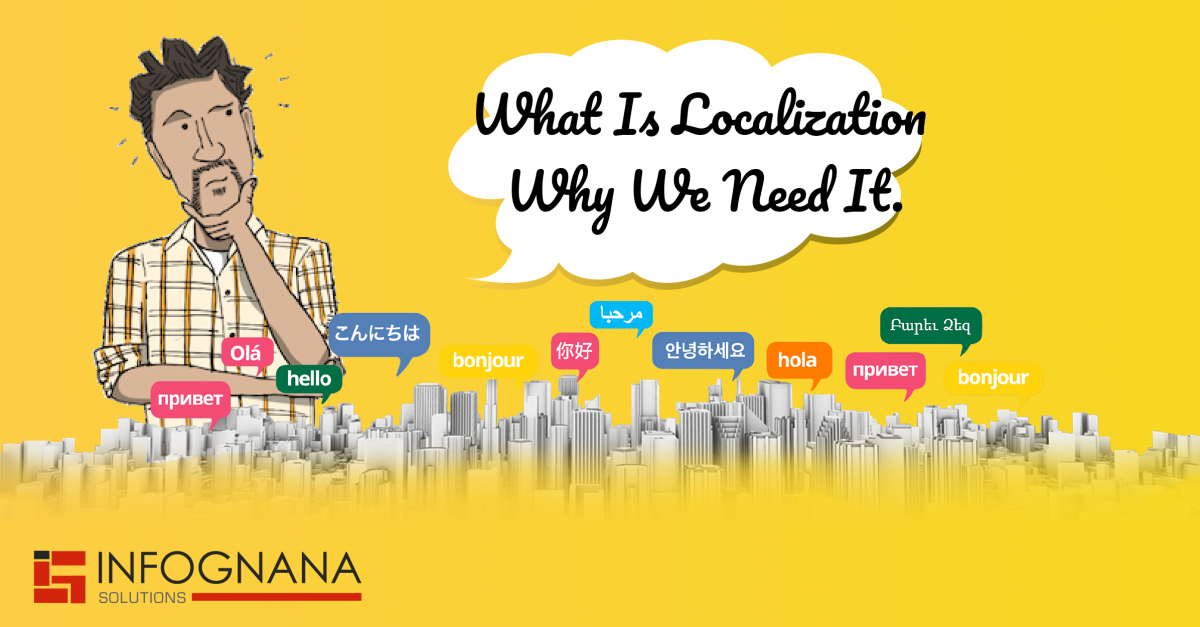 Outsource Localization Services