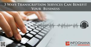 Business Transcription Services | Online Transcription