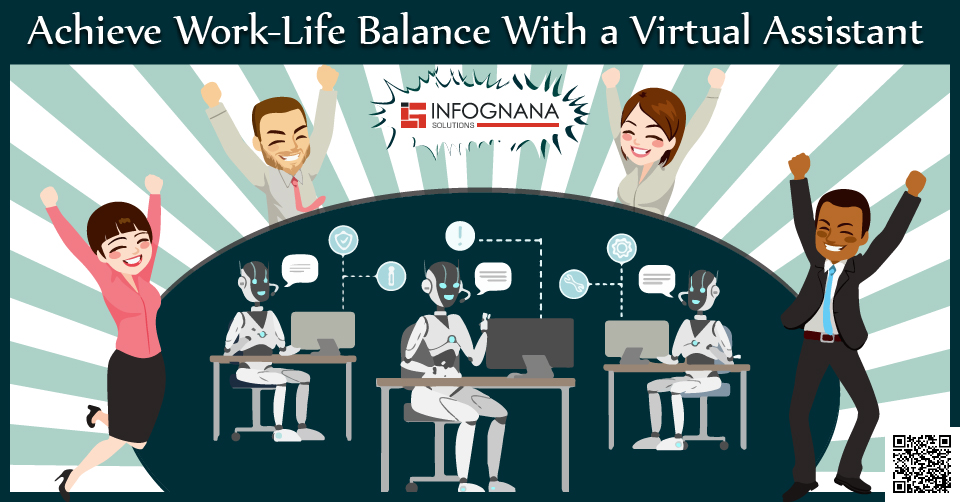 Achieving a Work-Life Balance with a Virtual Assistant