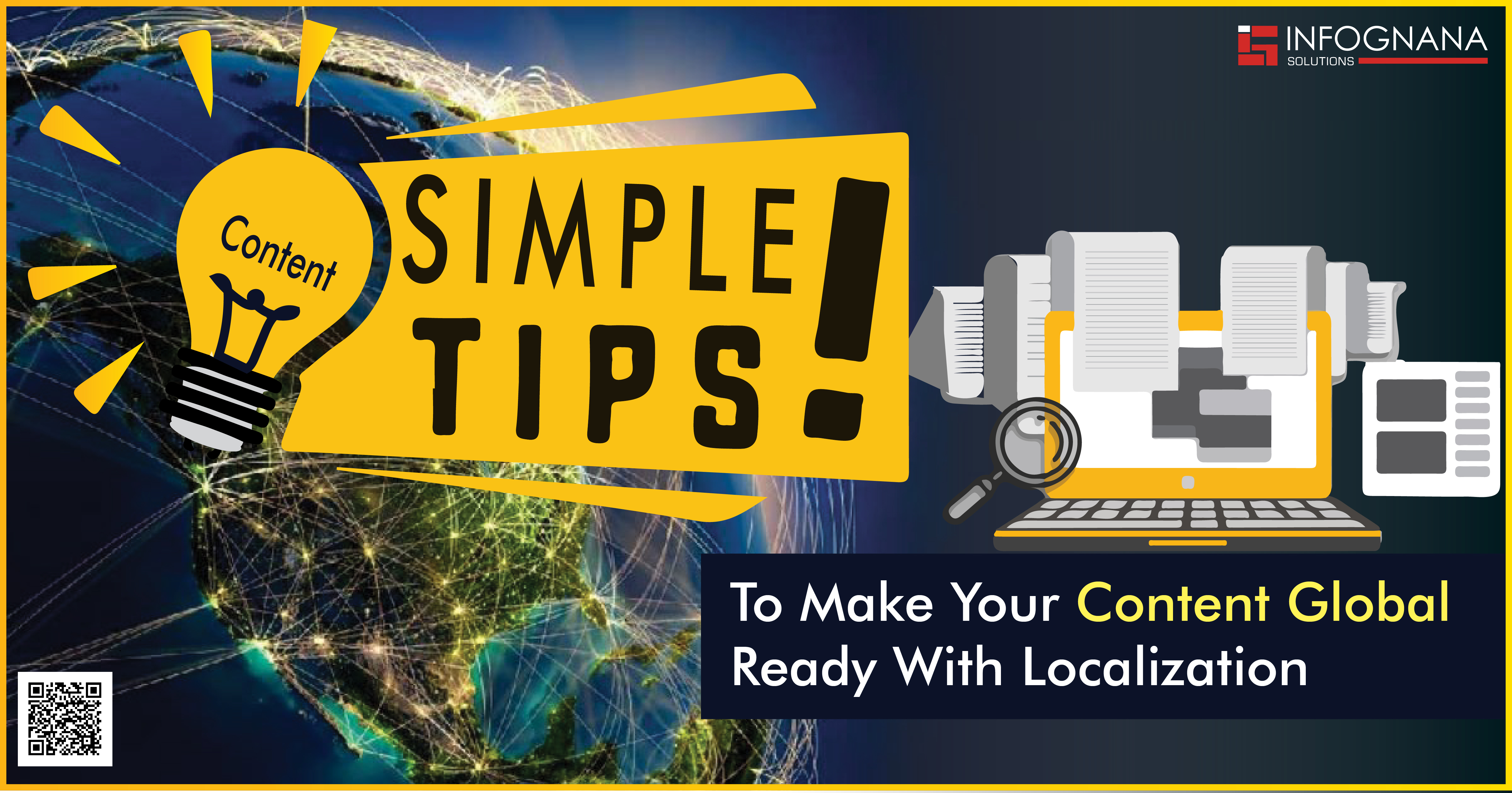 Simple Tips to Make Your Content Global Ready With Localization