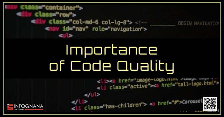 Importance of Code Quality