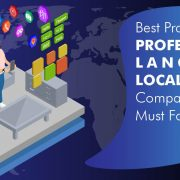 Best Practices For Professional Language Localization Companies