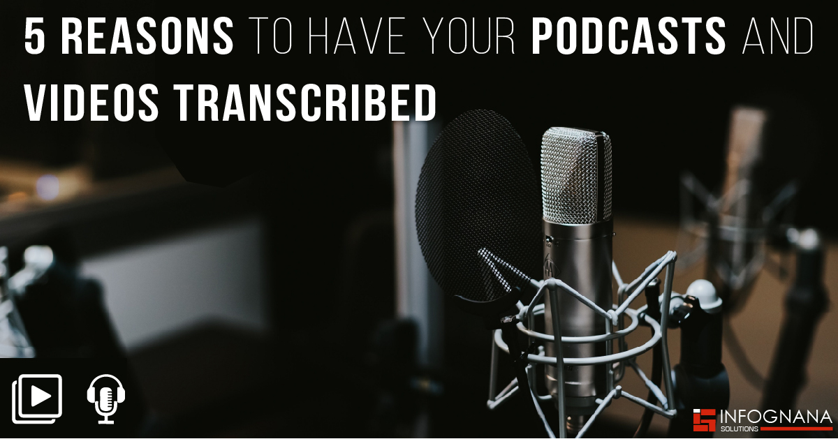 Transcribe Audio to Text | Audio Transcription Services
