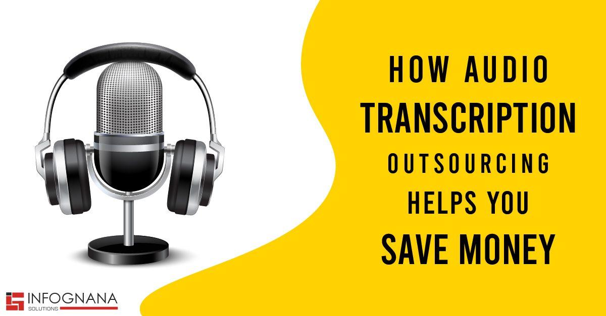 Audio to Text transcription Services