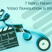 Video translation Services