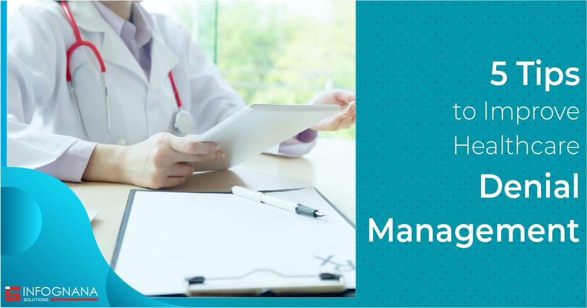 Healthcare Denial Management
