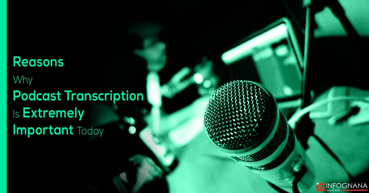 Podcast Transcription Services