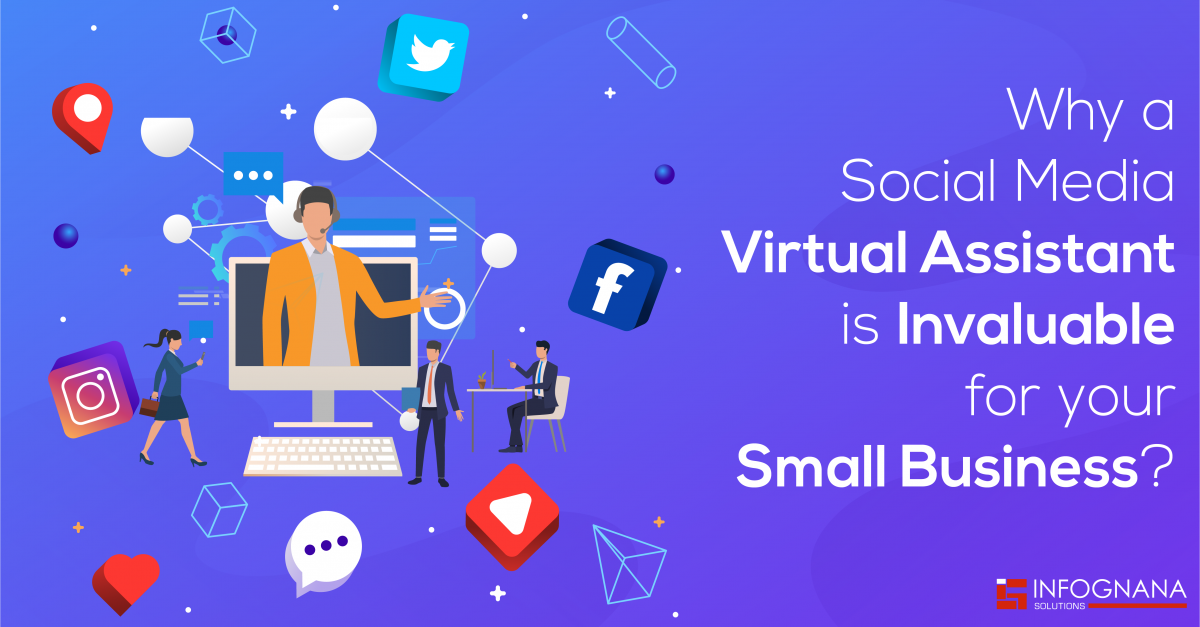 Social Media Virtual Assistant | Virtual Assistant Company