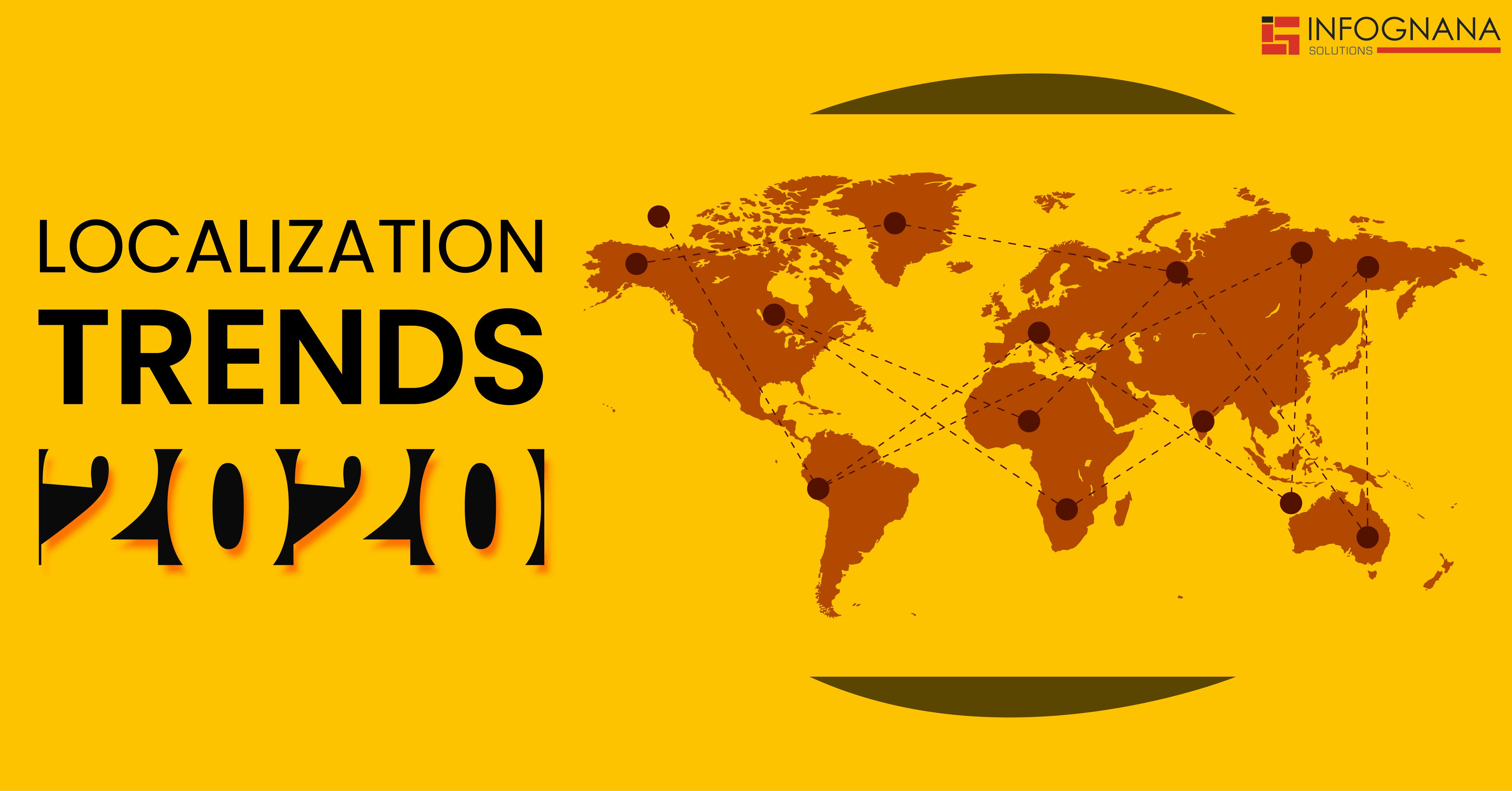Localization Trends 2020