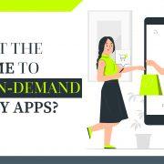 on-demand delivery app development